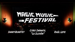 Espectáculo Magic Music Festival 2016