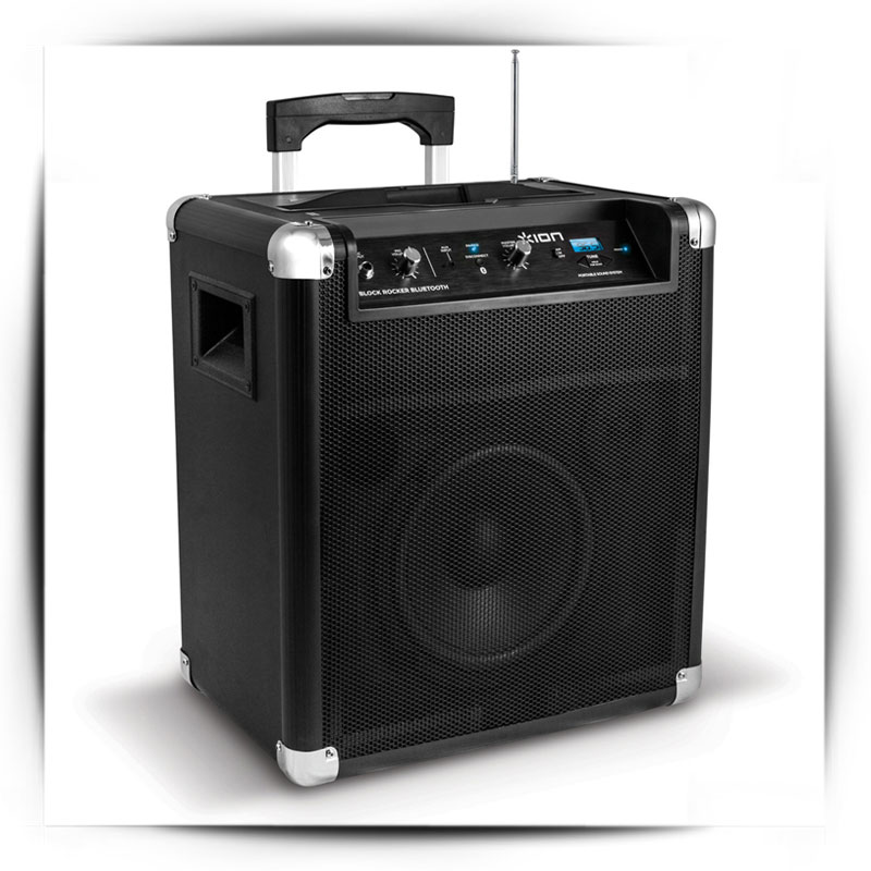 Altavoz Ion Block Rocker