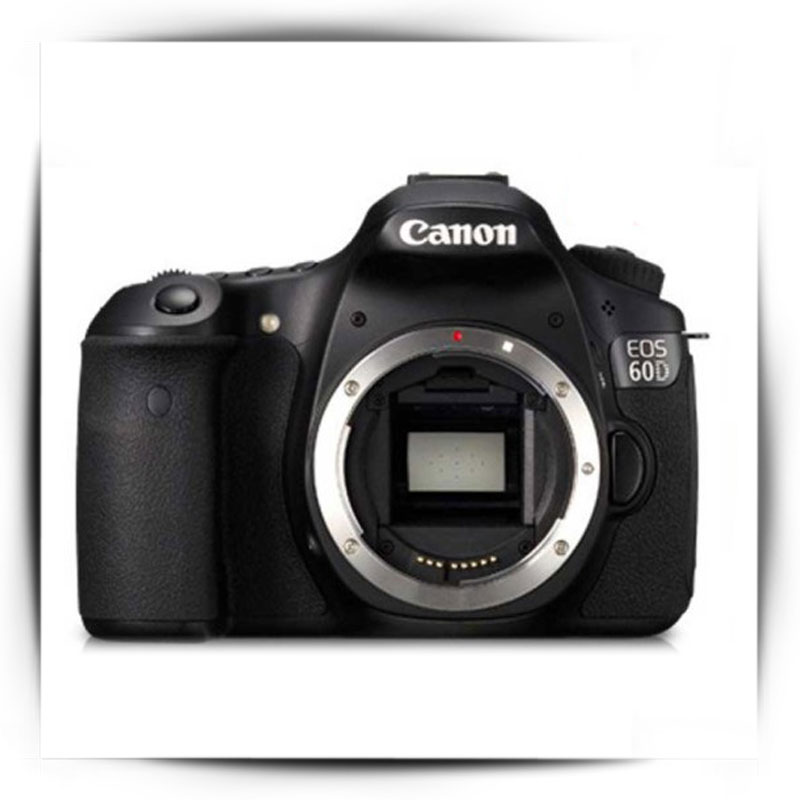 Alquiler Canon 60D